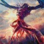 Rise of the Eldrazi - An Eldrazi looks almost like its wearing a helm